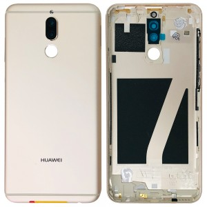 Huawei Mate 10 Lite  / G10 - Battery Cover with Adhesive Gold