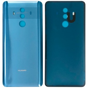Huawei Ascend Mate 10 Pro - Battery Cover with Adhesive Blue