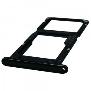 Huawei P Smart 2019  - Sim Tray Holder Black