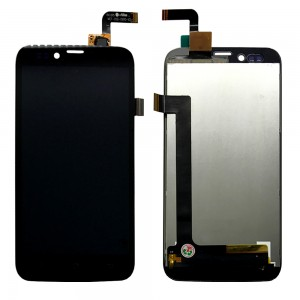 Archos 50 S5T Platinum - Full Front LCD Digitizer Black