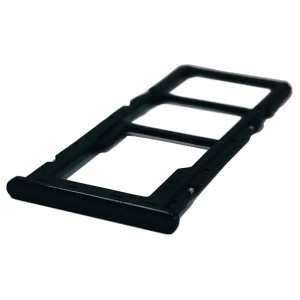 Samsung Galaxy M20 M205F - Sim Tray Holder Black