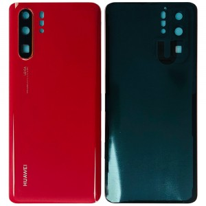 Huawei P30 Pro - Battery Cover Amber Sunrise With Camera Lens