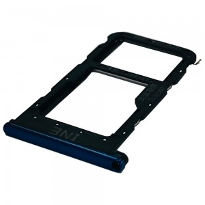 Huawei P Smart Plus 2019 - Sim Tray Holder Starlight Blue