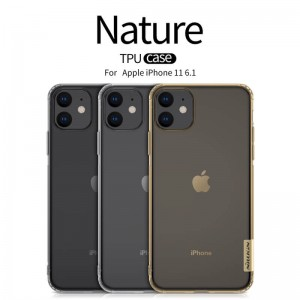 iPhone 11 Pro - Nillkin Nature TPU Case 0.6mm