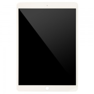 iPad Air 3 (2019) - Full Front LCD Digitizer White