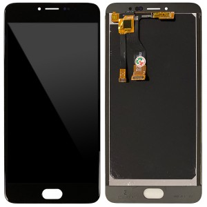 Meizu M3 Note - Full Front LCD Digitizer Black