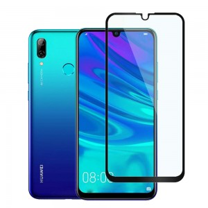 Huawei P Smart Plus 2019 - Full Arc Tempered Glass Black